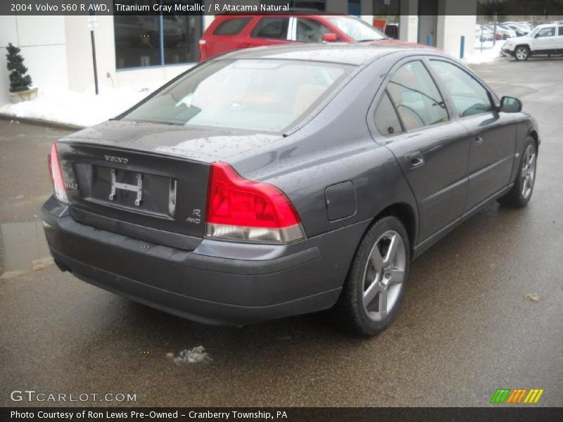 volvo s60 2004 interior. titanium gray metallic r atacama natural 2004 volvo s60 awd grey with orange interior w