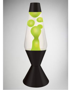 Lava Lamp With Green Lava Clear Liquid And Black Base Http Awesomelavalamps Com Lava Lamp Green Lava Clear Liquid Black Base Lava Lamp Lamp Lava