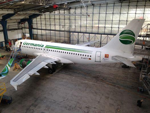 Czech Airlines Technics extends base maintenance agreement with - maintenance agreement