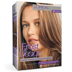 Frost & Design Precise Highlights (Caramel) - L'Oreal Paris. I don ...