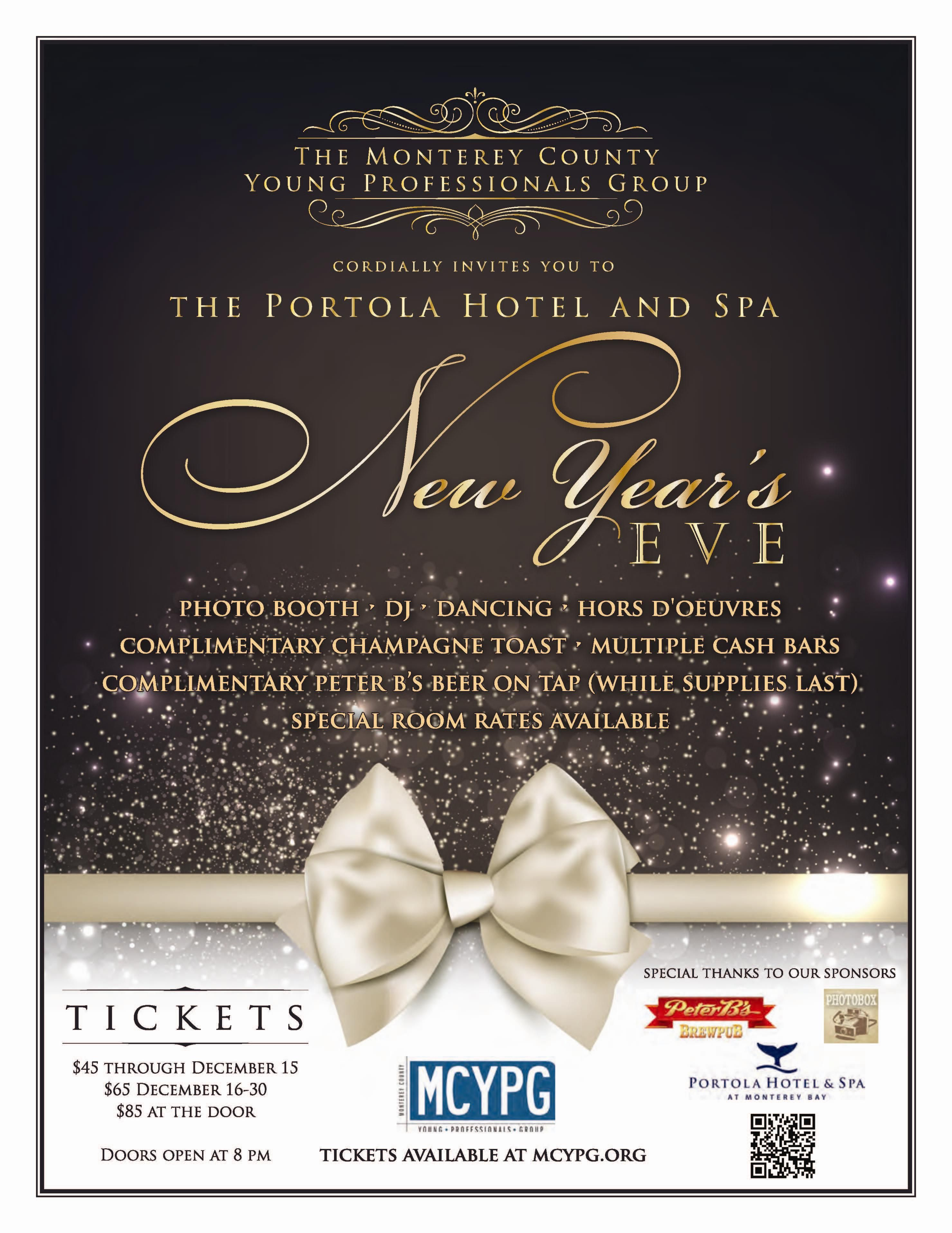Mcypg 3rd Annual New Year S Eve Ball New Years Eve Invitations Party Invite Template Invitation Template