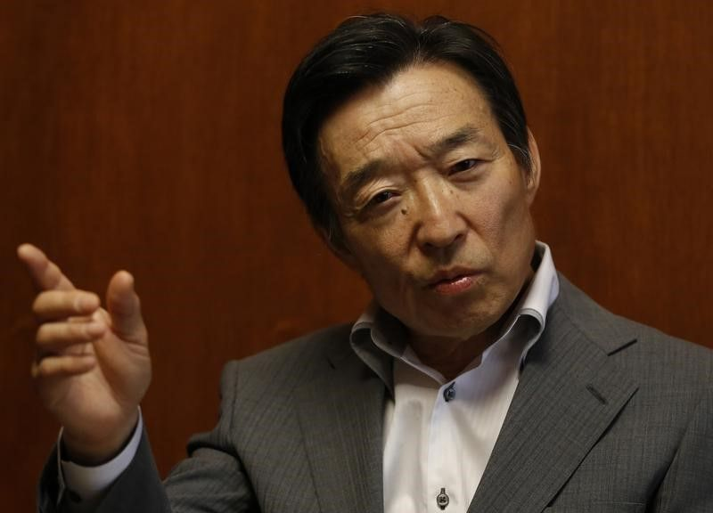 Bank of japans iwata says conducting simulation on exit