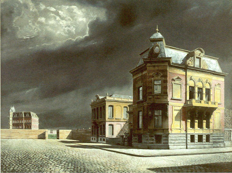 01.01 Willink Carel, Stadsgezicht, 1934.jpg