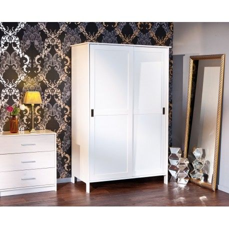Superbe armoire à 2 portes coulissantes idéale pour la chambre du0027un