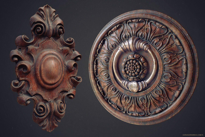 The order door accessories dariusz drobnica on artstation