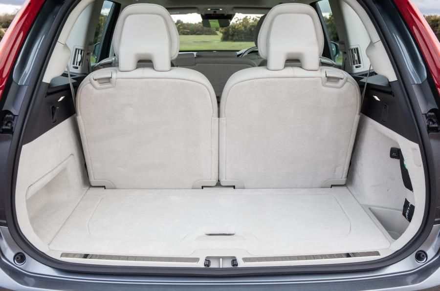 Tag 2017 Volvo Xc90 Boot Dimensions Waldon Protese De