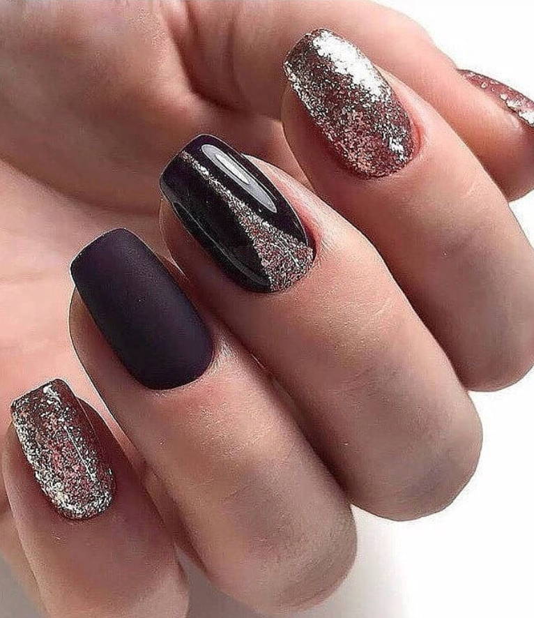 17 Design Ideas For Long And Short Square Nails | Square