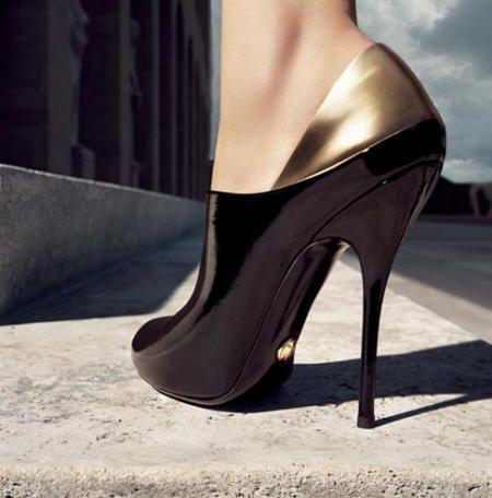 Zapatillas De Tacon Gucci Mujer