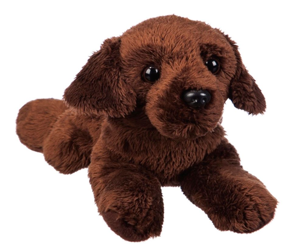 Chocolate Lab Bean Bag Stuffed Animal Chocolate Lab Dog Lover