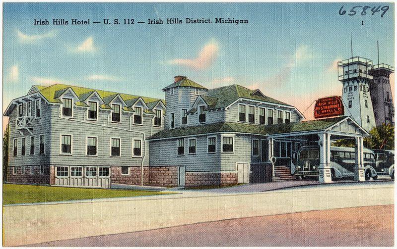 File Irish Hills Hotel U S 112 District Michigan 65849 Jpg