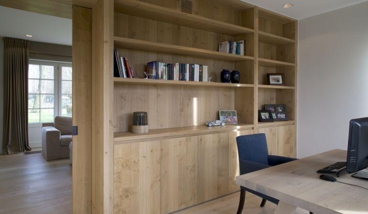 D interieur office work desk natural interieur