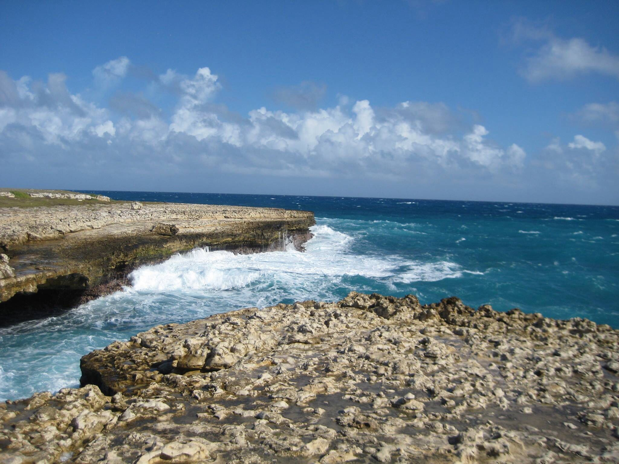Devil's Bridge Antigua