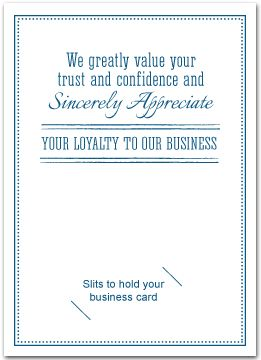 Thank you card for business selol ink thank you card for business reheart Choice Image