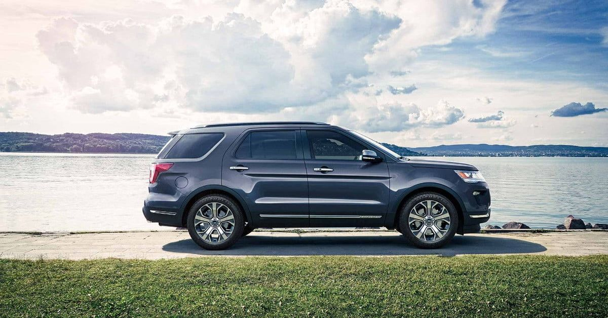 Ford's 2018 Explorer is one of the quickest cars in its