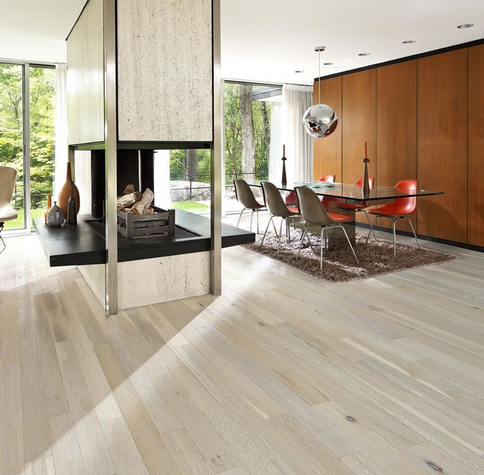 Kahrs Oak Arctic Engineered Wood Flooring Other Home