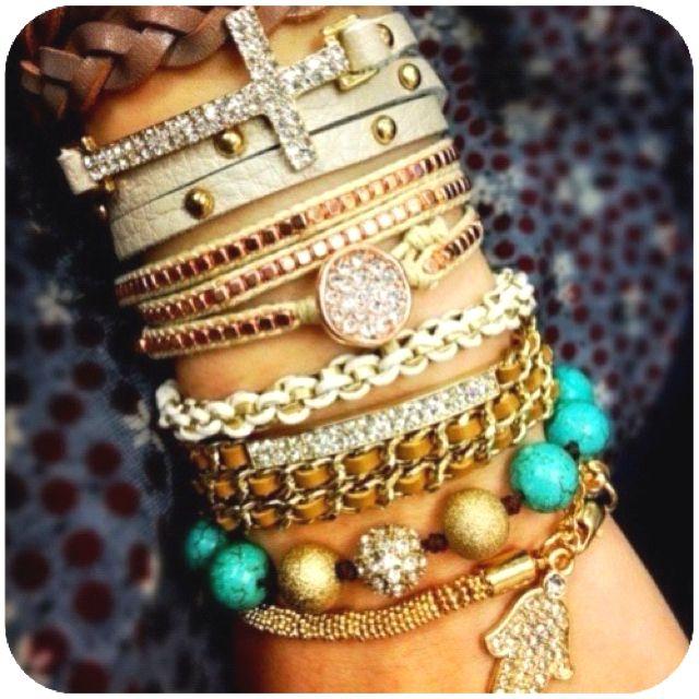 bracelets. bracelets. bracelets.