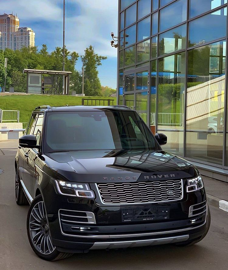 Pin by James on Range Rover Vogue in 2020 Range rover