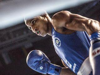 Blog Esportivo do Suíço: Robson Conceição perde semifinal e fica com o bronze no Mundial de boxe