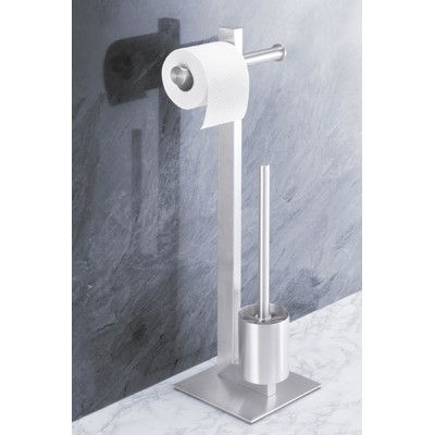 Superbe ZACK Bathroom Accessories Freestanding Fresco Toilet Butler