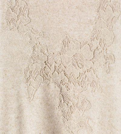 Imagen 5 de Jersey punto calado de Zara