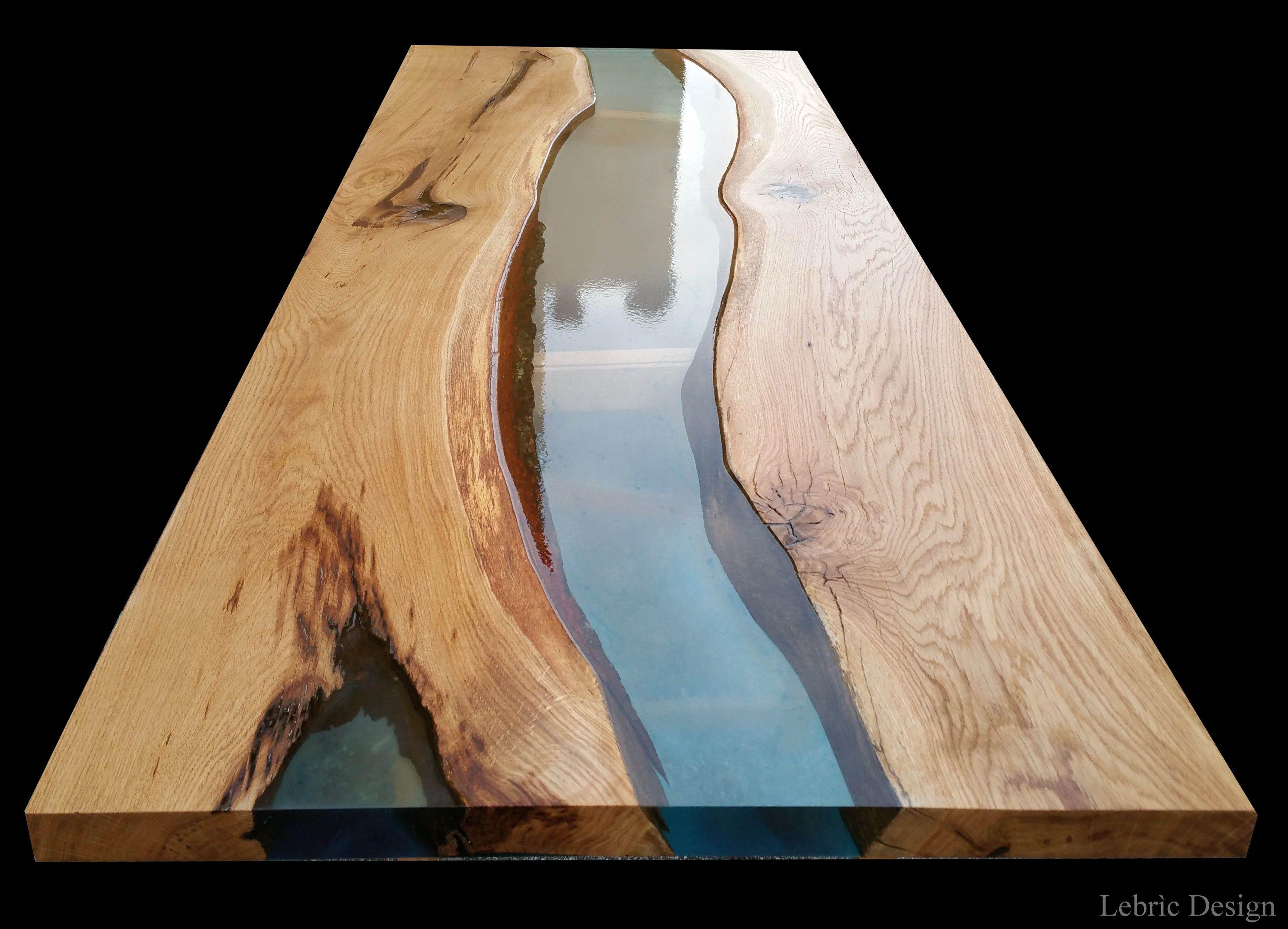 Mobili In Legno Massiccio Trentino tavolo in resina e legno danubio by antico trentino | tavolo