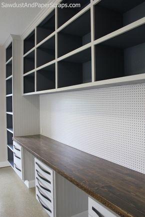 "Garage Remodeling Ideas my garage workshop ""must have"" list so far | garage workshop"