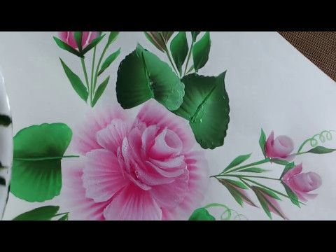 Surprising One Stroke Painting For Beginners One Stroke Painting Download Free Architecture Designs Parabritishbridgeorg