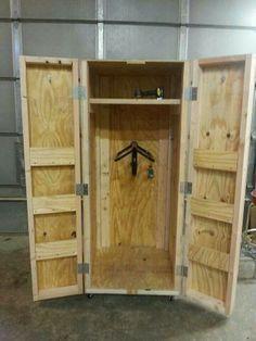 Image result for tack locker plans crafts pinterest for Tack cabinet plans