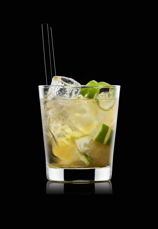 Ipanema (alkoholfreier Caipirinha) #nonalcoholicbeverages