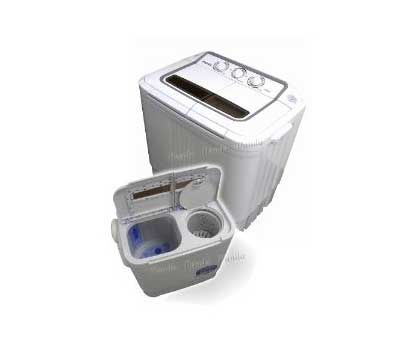 Panda Small Compact Portable Washing Machine With Spin