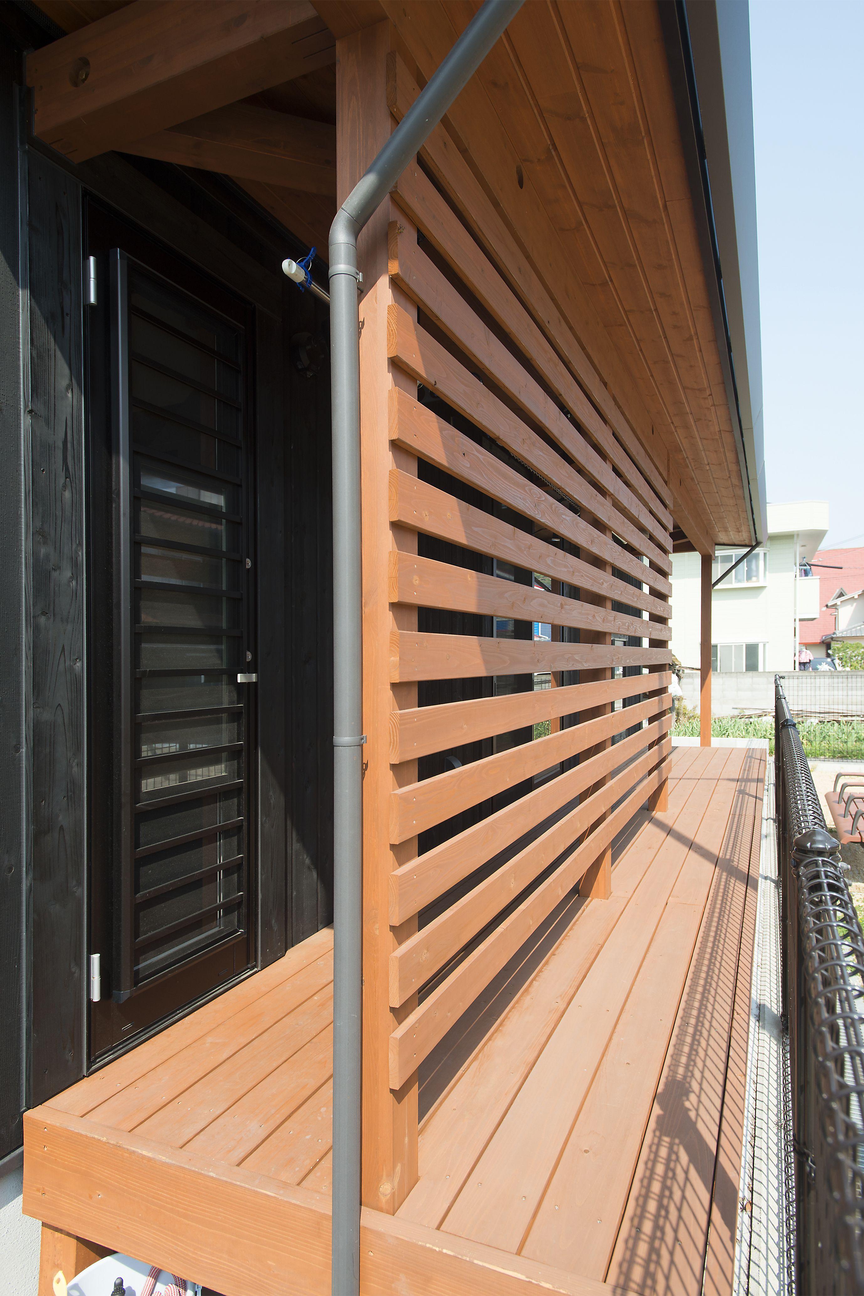 木製フェンス おしゃれまとめの人気アイデア Pinterest Eiji Okada 建築 家 外観 部屋 間取り