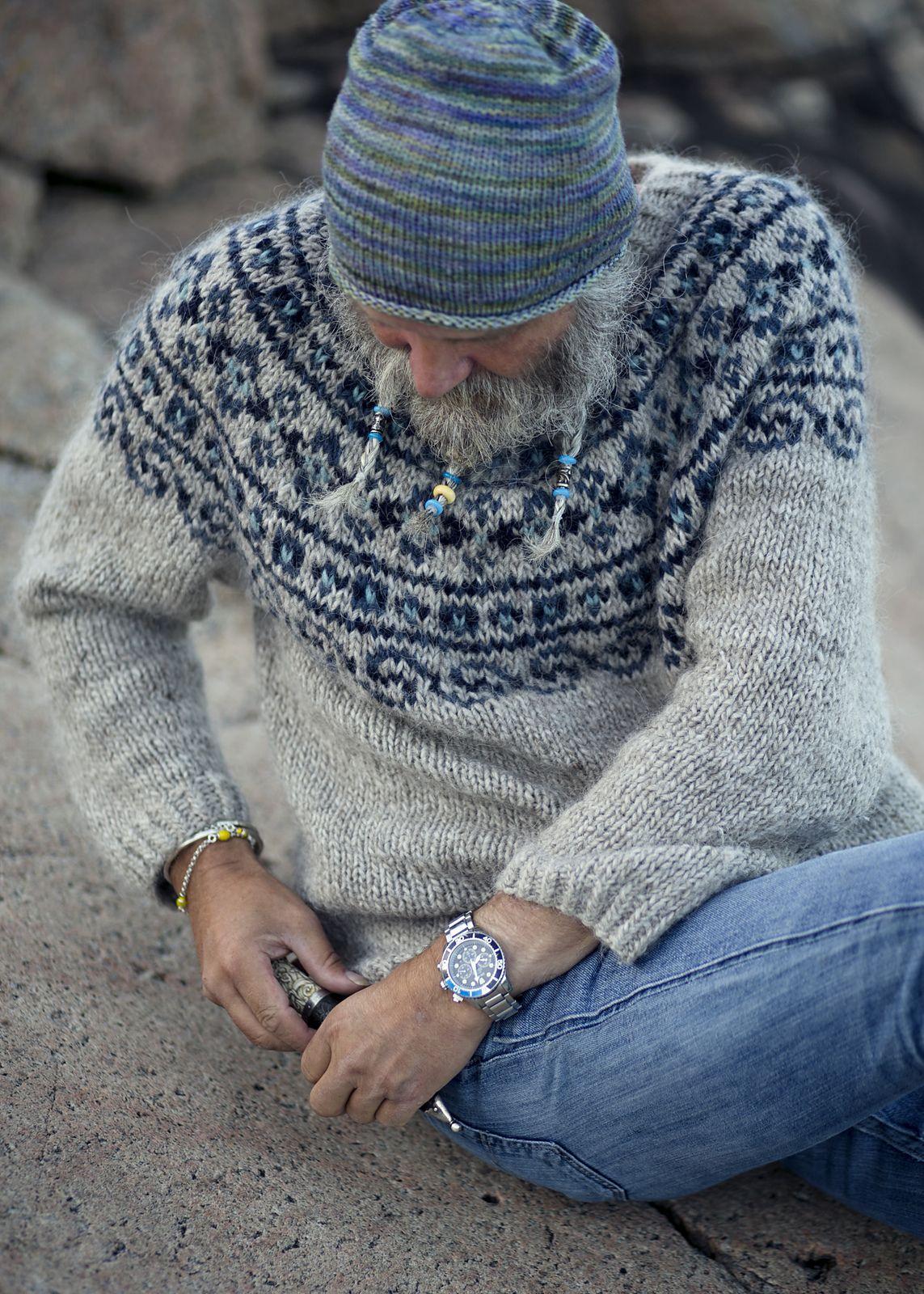 Steinkriger Pattern By Katrine Norwegian Sweater Norwegian Knitting Sweater Pattern