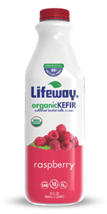 Fresh beets and frozen berries add just the right amount of sweetness to our Cleansing Beet and Raspberry Kefir smoothie. It's the perfect pick-me-up!