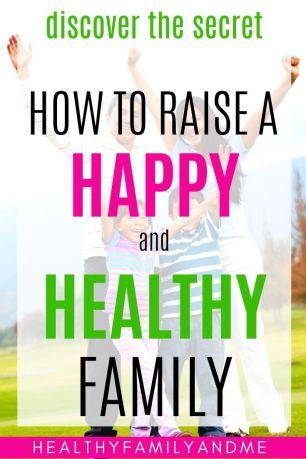 Healthy Family Living Tips