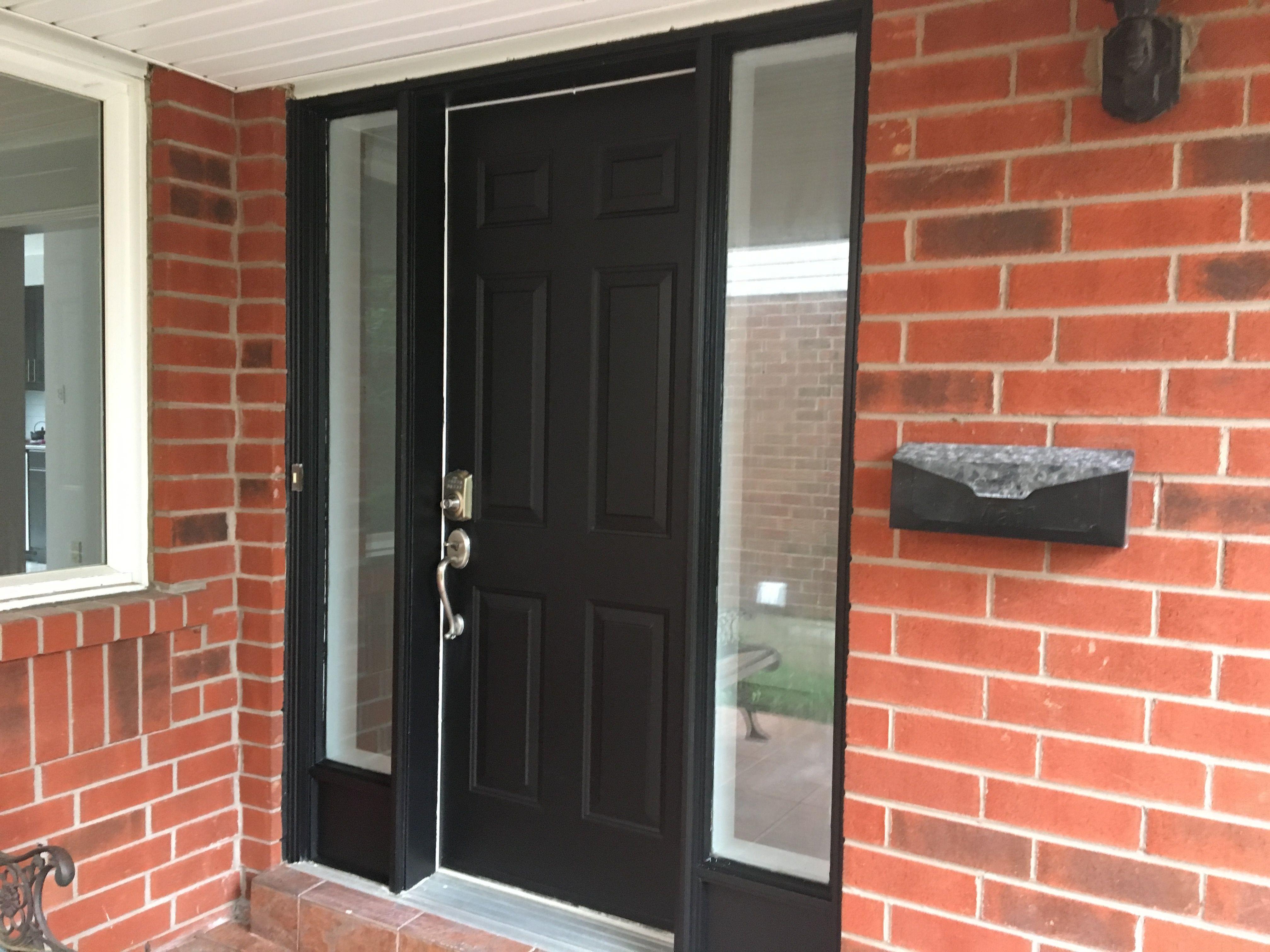 Black Door, Painting Services In Brampton