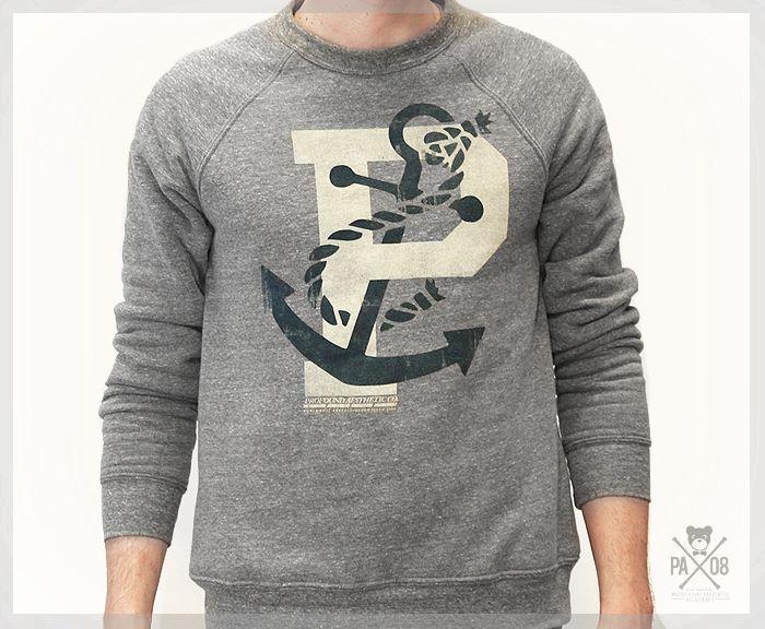 f7c43eab Anchor crew neck - Profound Aesthetic | Crewneck | Men sweater ...