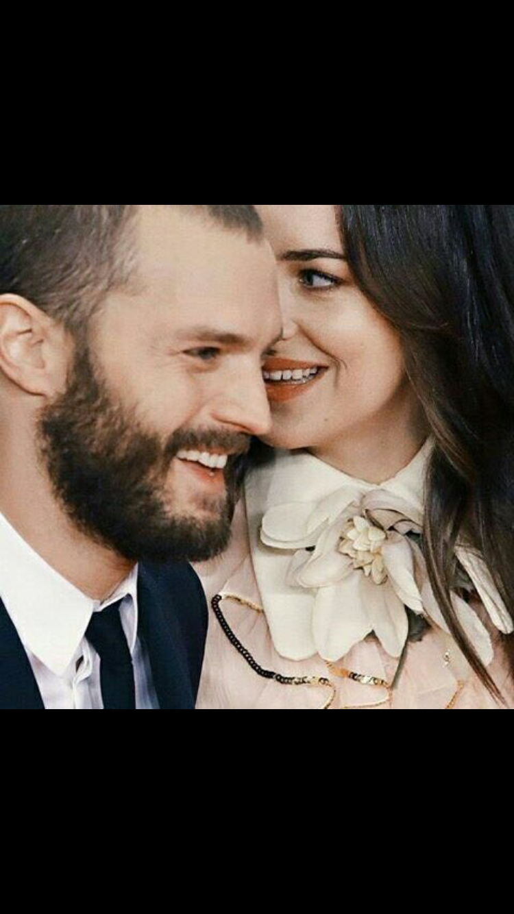 Premiere Fifty Shades Darker  Dakota Johnson and Jamie Dornan  Damie/Dakie