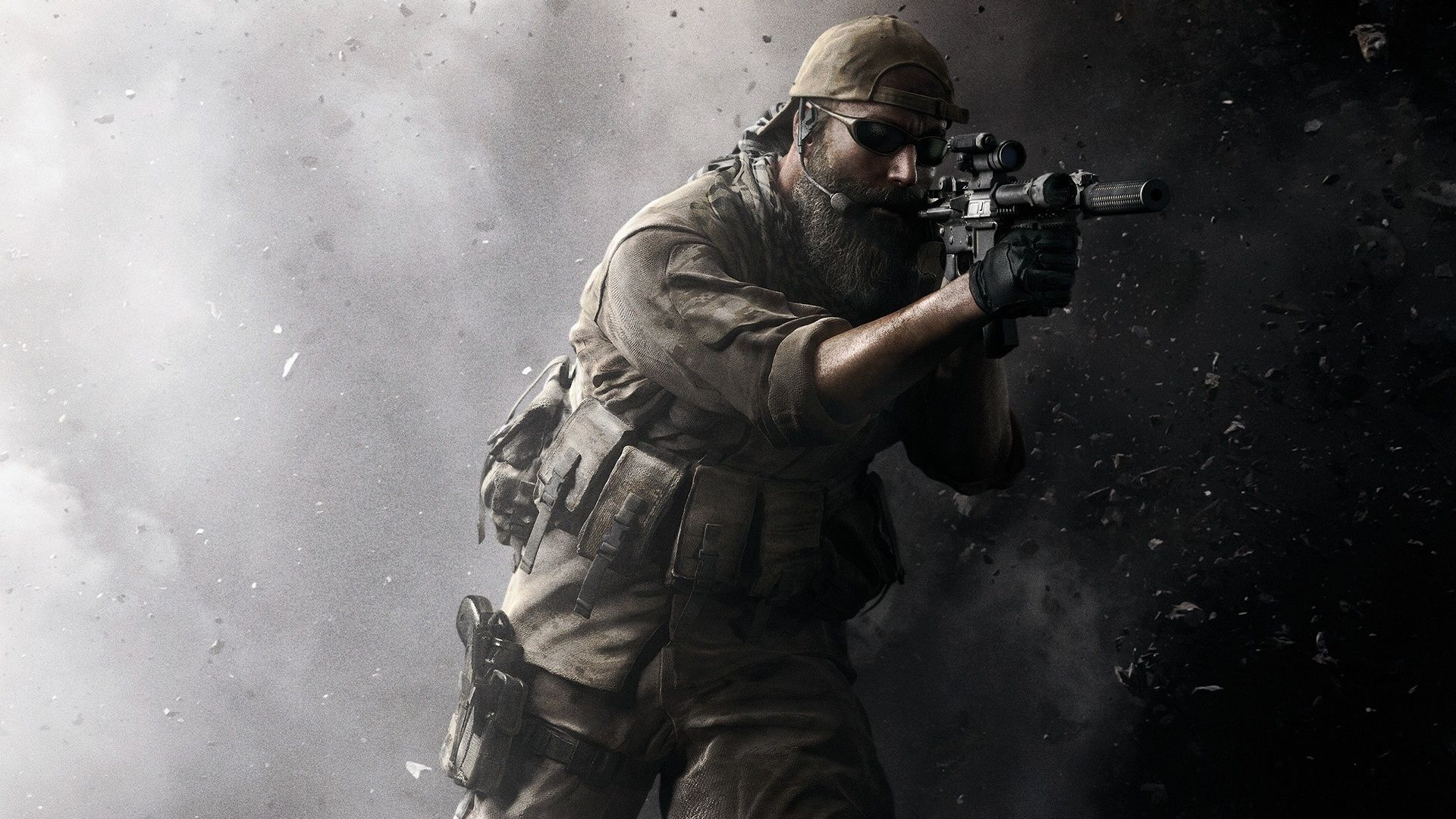 Free Medal Of Honor Wallpaper Medal Of Honor Delta Force Tactical Beard