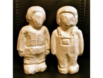 these are soap dolls that jem and scout found in the