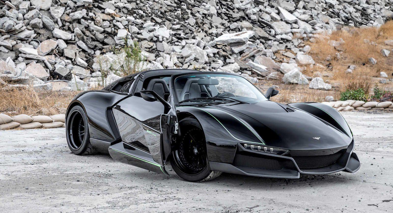 Rezvani Beast 500 Hp California Sports Car Sports Car Car Beast