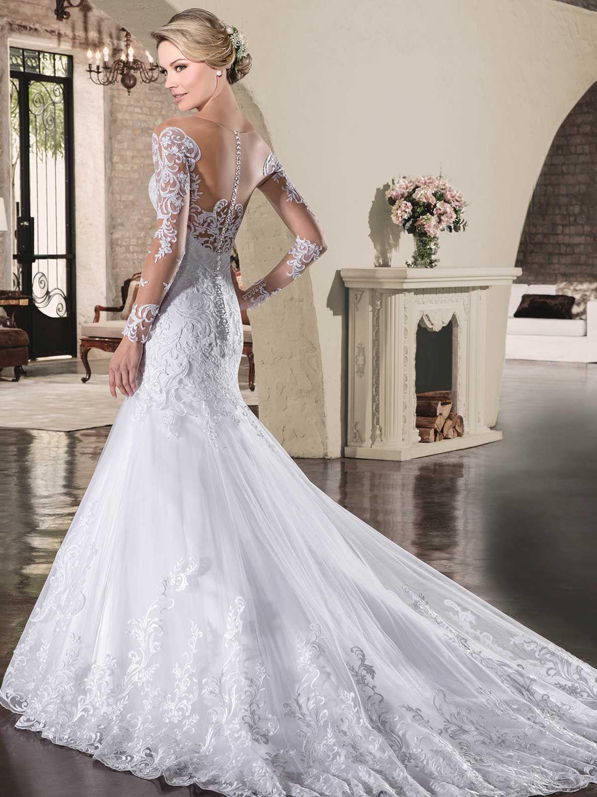 Dallas 11 - #vestidosdenoiva #noiva #bride #weddingdress #casamento ...