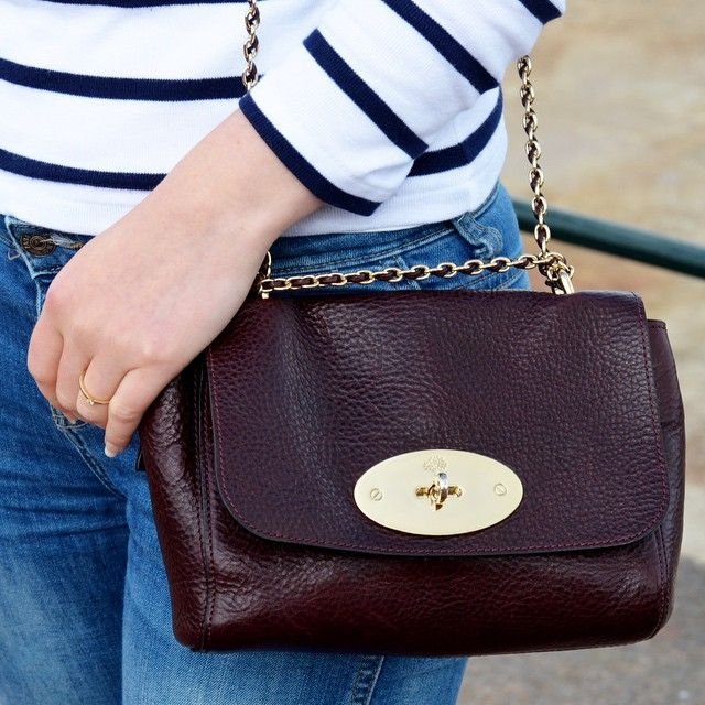 Mulberry Lily - Oxblood. bag e8a0ceb963c43