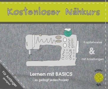 Photo of Kostenloser Online-Nähkurs – Schritt für Schritt