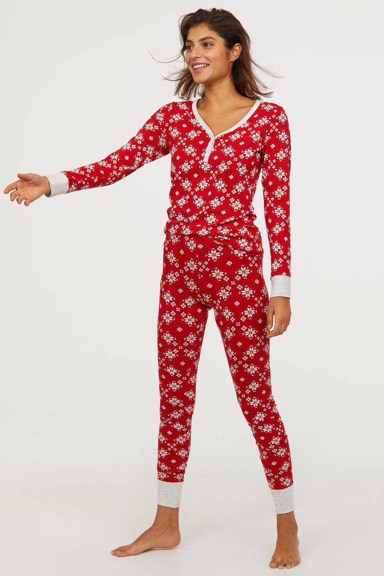 a2455d17a6866 Pajama Top and Leggings   b u y   Pajama top, Cute christmas pajamas ...