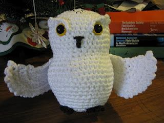 Hedwig by atomigurumi | Owl crochet patterns, Harry potter crochet ... | 240x320