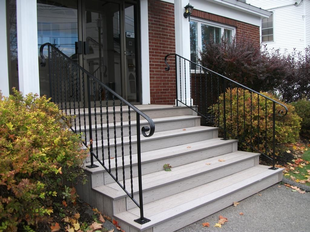 Best Stone Patio Stairs With Railings Google Search Step 400 x 300
