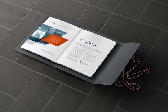 Book Mock-Up Dust Jacket & Stripe 1 by alexvisual on @creativemarket