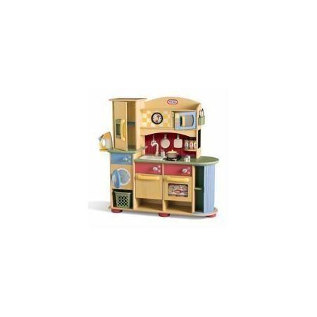Little Tikes Deluxe Wooden Kitchen Kids Toys Pinterest Wooden