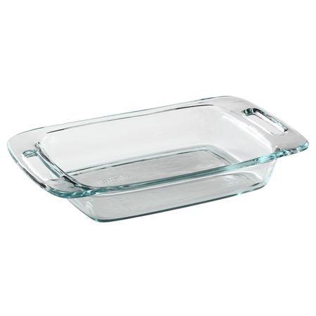 Pyrex Easy Grab 2 Qt 7 X 11 Oblong Baking Dish This Pyrex