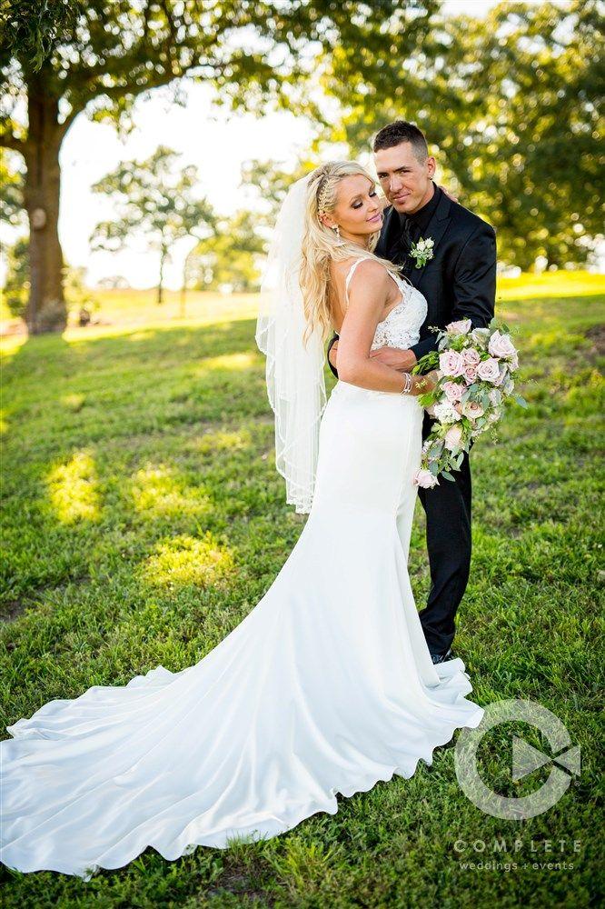 Vibrant And Contrasty Wedding Photography Springfield Missouri